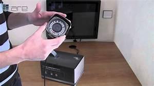 Camera De Surveillance Sans Fil Exterieur : camera de surveillance sans fil exterieur infrarouge youtube ~ Melissatoandfro.com Idées de Décoration