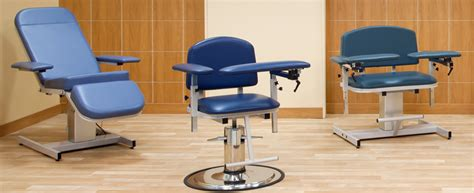 blood drawing chairs products clinton industries inc