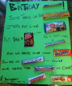 Homemade Birthday Card ~ TOO FUNNY! | food :) | Pinterest ...