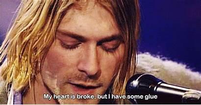 Kurt Cobain Nirvana Grunge Indie Gifs Heavier