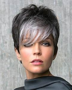 Grau Silber Haare : silber und trendige frisuren grau sch n kurzhaarfrisuren frauen frisuren pinterest ~ Frokenaadalensverden.com Haus und Dekorationen