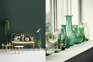 30 Inspirations Pour Une Dco En Vert Fonc Joli Place