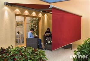 Markisen fur balkon und terrasse auf mass gefertigt for Markise balkon mit designer tapeten colani