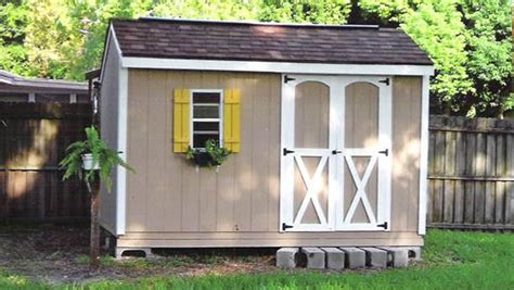 Diy Outdoor Storage By Shed Kit Store