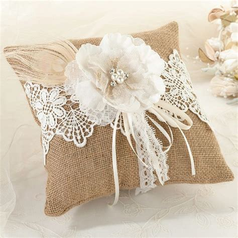 50 chic rustic burlap and lace wedding ideas deer pearl flowers