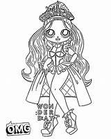 Omg Lol Coloring Wonder Dolls Colorare Surprise Printable Ausmalbilder Colorear Doll Disegni Dibujos Coloringhome Zum Drucken Puppen Kostenlos Neue Pets sketch template