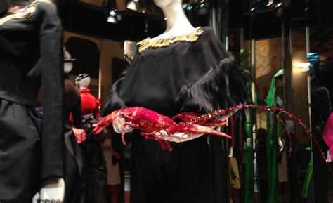 christian lacroixs couture collection  schiaparelli