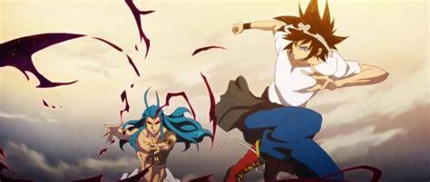 The God Of Highschool Nuevo Anime De Crunchyroll Estrena