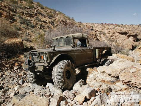 Kaiser Jeep M715 Wallpaper And Background