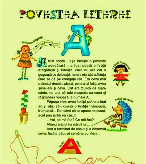 """Clasa NoastrĂ Povestea Literei """" A"""