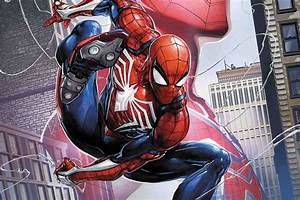 Insomniac Games' PS4 Spider-Man will join Marvel Comics ...