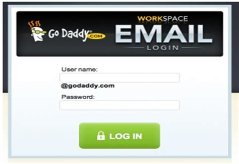 login secure server godaddy email  promote  products