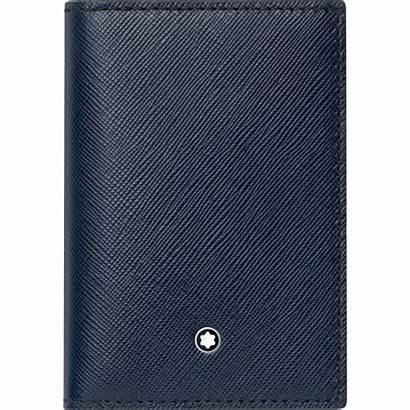 Card Holder Business Montblanc Sartorial Blanc Mont