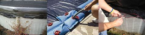 Should You Tow Your Boat With The Cover On by What Should You Use To Secure Your Pool Cover For The