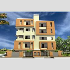 Anwarkhan Exterior Elevation In 3d