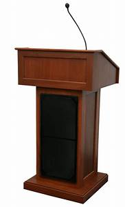 Church Pulpits: The Amplivox Lecterns and Podiums Great