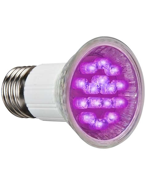 black light led light bulb 314624 trendyhalloween