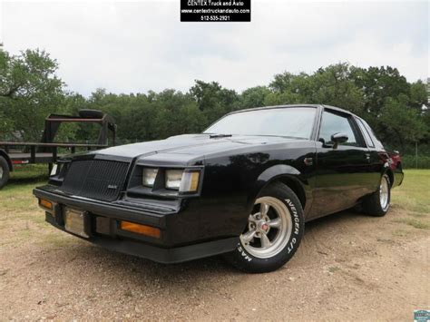 1985 Buick Regal T Type by 1985 Buick Regal Riviera T Type Classic Buick Regal
