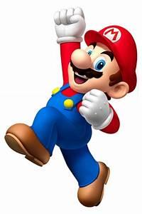 Free Shipping Super Mario Jump Happiness Wallpapers Custom