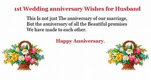 1st marriage anniversary quotes for husband best image With 60 wedding anniversary wishes