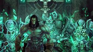 Ps3 Red Light Darksiders Ii Deathinitive Edition Ps3 Vs Ps4 Comparison