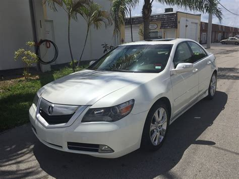 2009 Acura Rl For Sale 2009 acura rl for sale by owner in fort lauderdale fl 33359