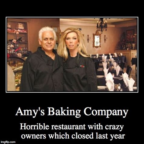 Amy S Baking Company Memes - amy s baking company meme 28 images amy s baking company narcissistic bistro owner amy s