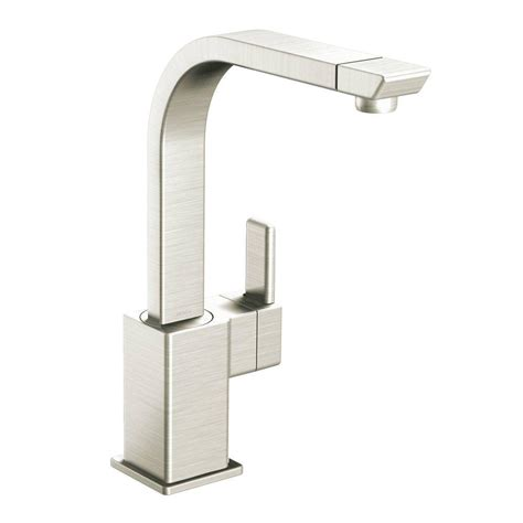 moen 90 degree faucet kitchen moen 90 degree high arc single handle standard kitchen