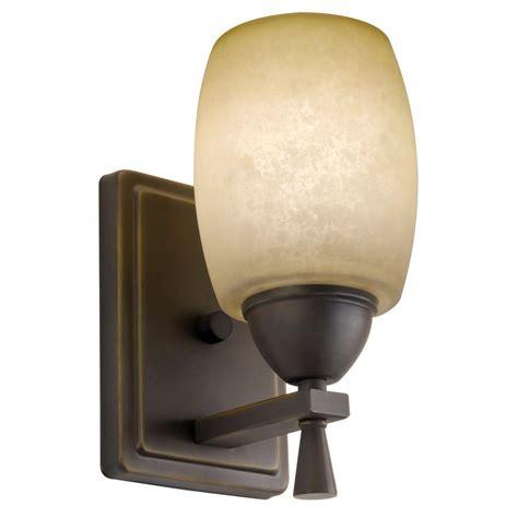 home depot wall sconces lithonia lighting ferros 1 light antique bronze wall