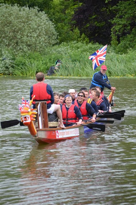 Dragon Boat Racing Team by Photo Gallery Sherborne Castle Country Fair 27 May 2019