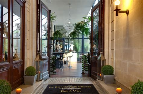Le Boutique Hotel Bordeaux, luxury 4 star hotel Official