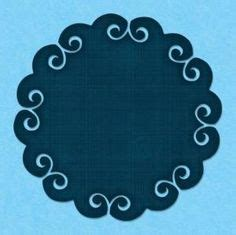 free scalloped circle svg Free SVG Download Scalloped