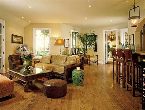 Traditional Living Room By Everage Design, Inc By