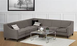 L shaped corner sofa sofa sets online at best prices in for Sectional sofa 6 seater