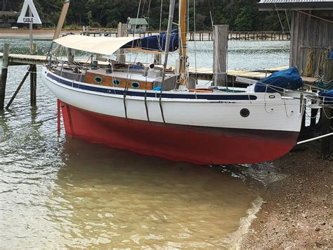 Wooden Boat Victoria by Taleisin Of Victoria Woodenboat Magazine