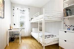 Kinderzimmer Für Zwei : kleines kinderzimmer einrichten 56 ideen f r rauml sung ~ Indierocktalk.com Haus und Dekorationen