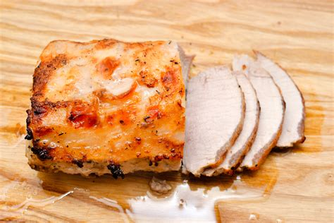 cooking pork how to cook a pork loin 15 steps with pictures wikihow
