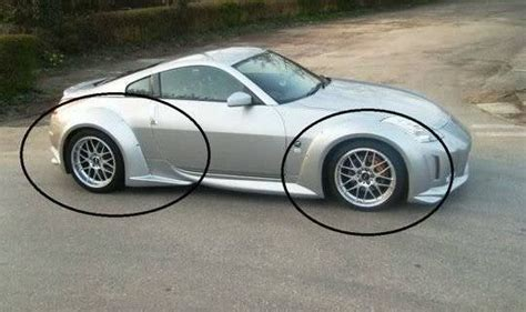 Nissan 350z Meme - nissan 350z z33 fairlady veilside style body kit bumper fender skirt classified ad