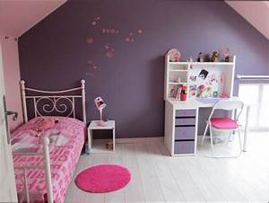 decoration chambre fille barbie ralisscom With photo chambre petite fille
