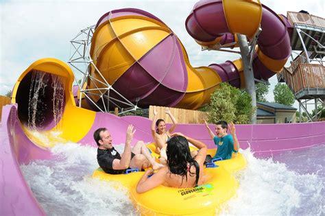 tube top elitch gardens theme  water park