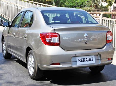 renault symbol 2014 nuevo renault symbol 2014 estreno en chile autocosmos com