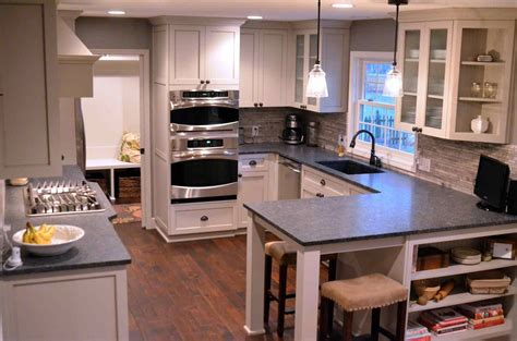 Small Kitchens With Peninsulas  Deductourm. Wardrobes And Armoires. Wall To Wall Carpeting. Bathroom Medicine Cabinets. Mounting Tv Above Fireplace. Globe Decor. Dinning Room Ideas. Custom Bookshelf. Box Bay Window