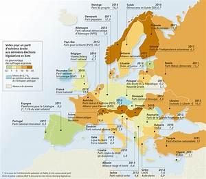 Scores De L U0026 39 Extr U00eame Droite En Europe  Par C U00e9cile Marin  Le