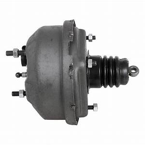 A1 Cardone® 54-71503 - Ford Mustang Front Drum Brakes Manufactured Before January 3 1966 Power ...