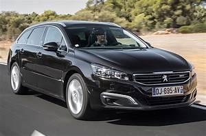 Peugeot Break 508 : peugeot 508 sw allure 2 0 bluehdi 150 first drive review ~ Gottalentnigeria.com Avis de Voitures