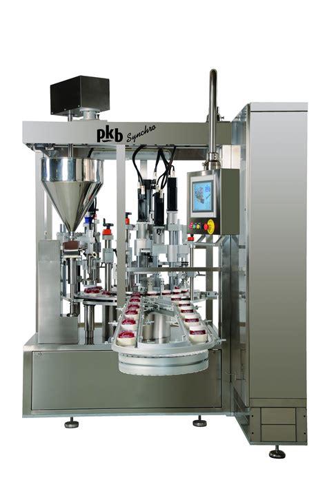jar filling machine  jar filler  cosmetics  skin care pkb synchro jar