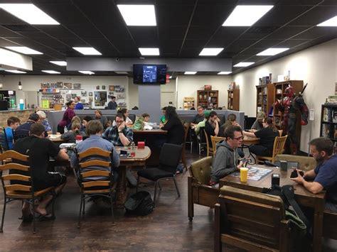tabletop game cafe opening  mandarin wjct news