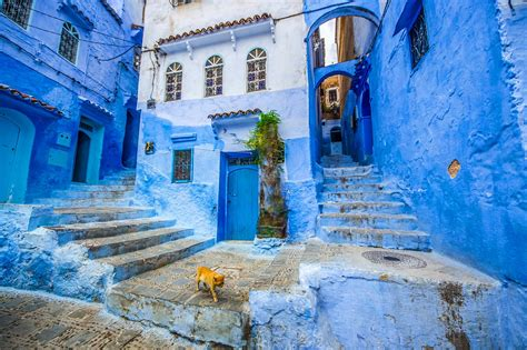 Four Ways To Explore Chefchaouen Moroccos Blue City