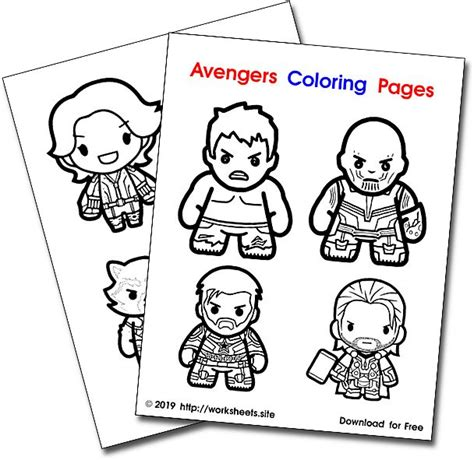 avengers coloring pages endgame coloring avengers