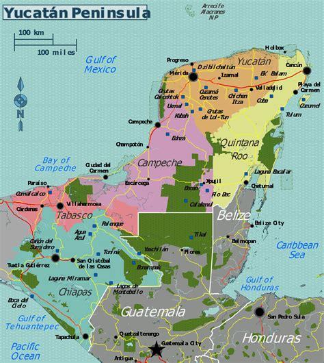 maya archaeological ruins   yucatan